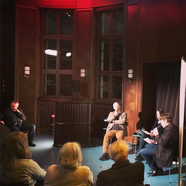 2. Abend der Martinstage - Religion & Gesellschaft #martinstage #mt2016 #heinekomm