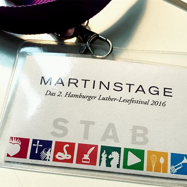 Countdown zu den #martinstage n #mt2016