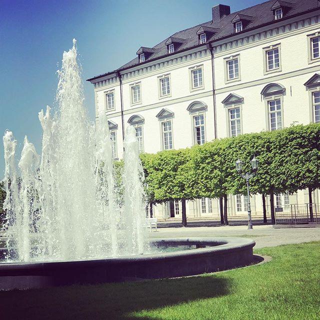 Locationcheck #schlossbensberg #heinekomm