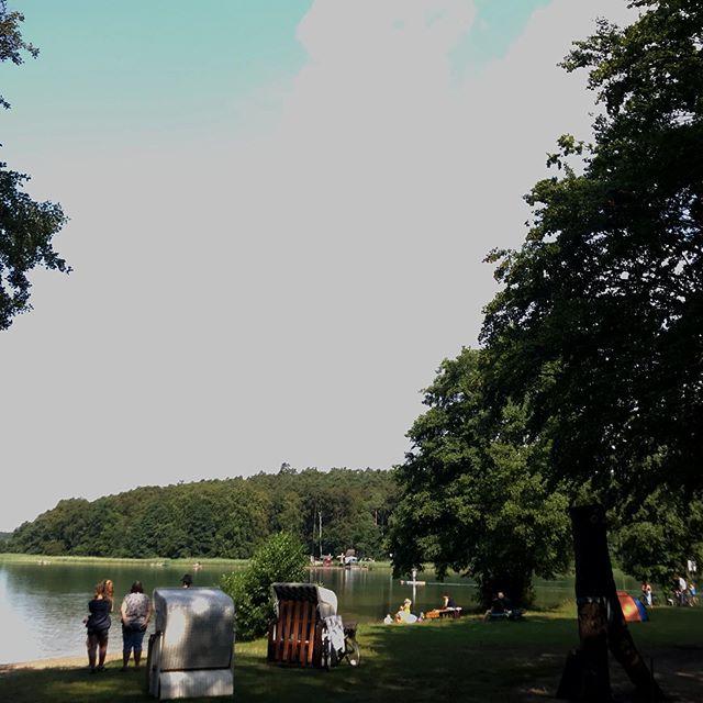 Dubslavs See #fontane #fontanejahr2019 #brandenburg