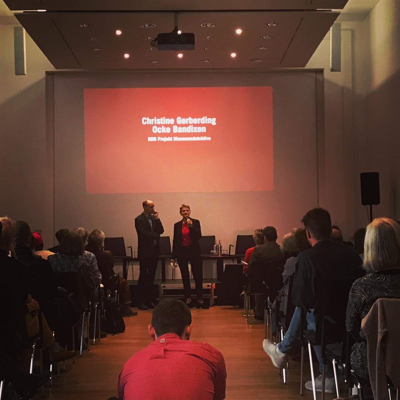 On the Job #museumsdetektive #ndrfernsehen #ndrkulturjournal #ndr #landesmuseumhannover #provenienzforschung #paese #heinekomm