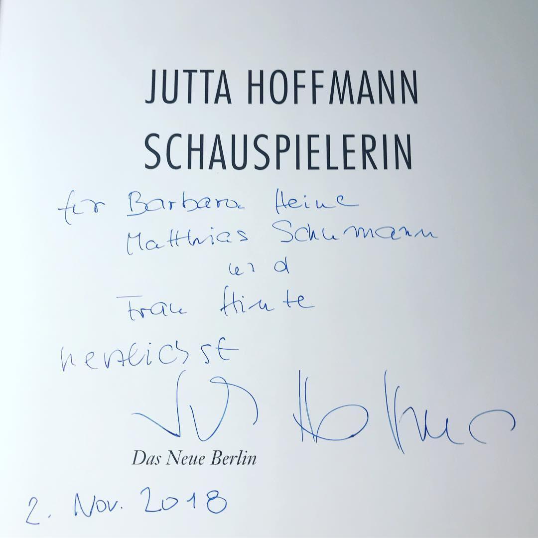 Back in Office #juttahoffmann #grandedame #heinekomm
