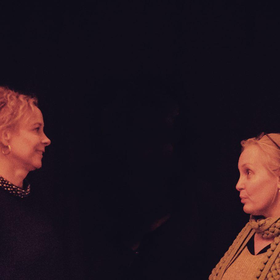 Backstage #katjariemann #dernordenliest #dernordenliest2017 #kulturwerftgollan #luebeck #heinekomm