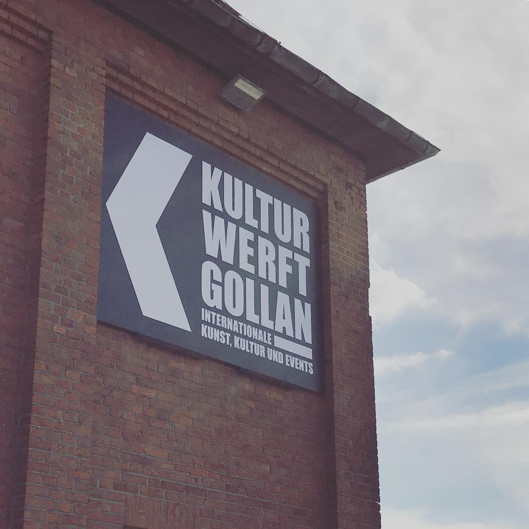 Locationcheck #luebeck #kulturwerftgollan #heinekomm